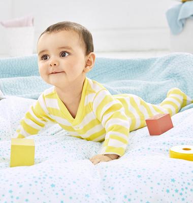 Bebeğiniz tulumlar ile rahat hissetsin!