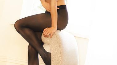 Toparlayıcı külotlu çoraplar