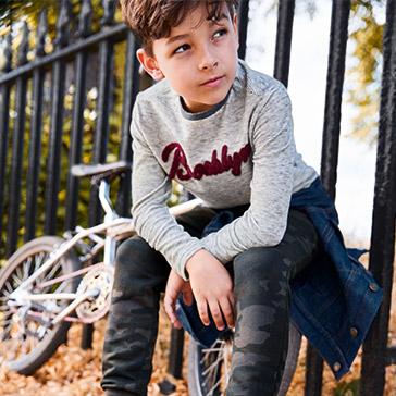 Erkek çocuk sweatshirtleri