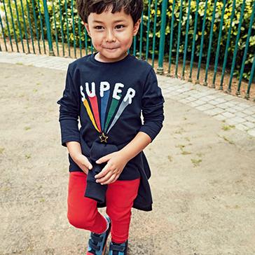 Erkek çocuk sweatshirtler