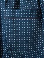 Supima® Desenli Pamuklu Pijama Altı
