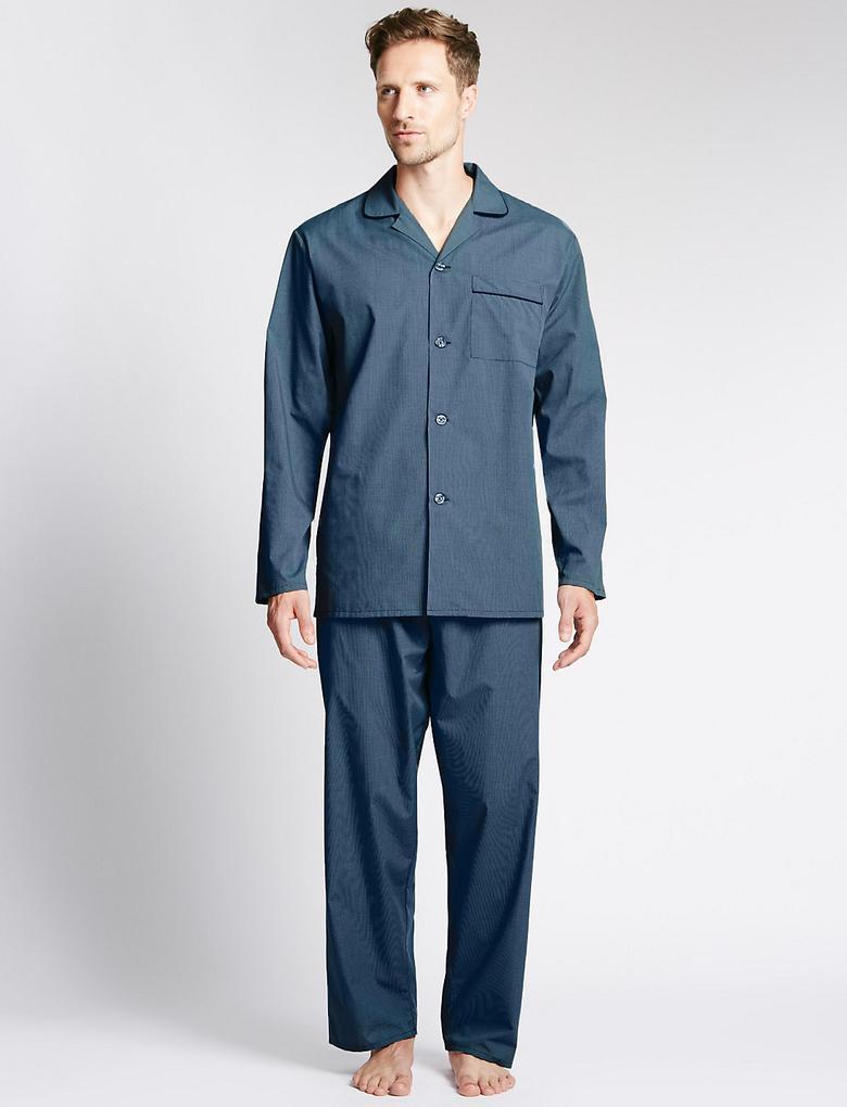 Easy Care Desenli Pijama