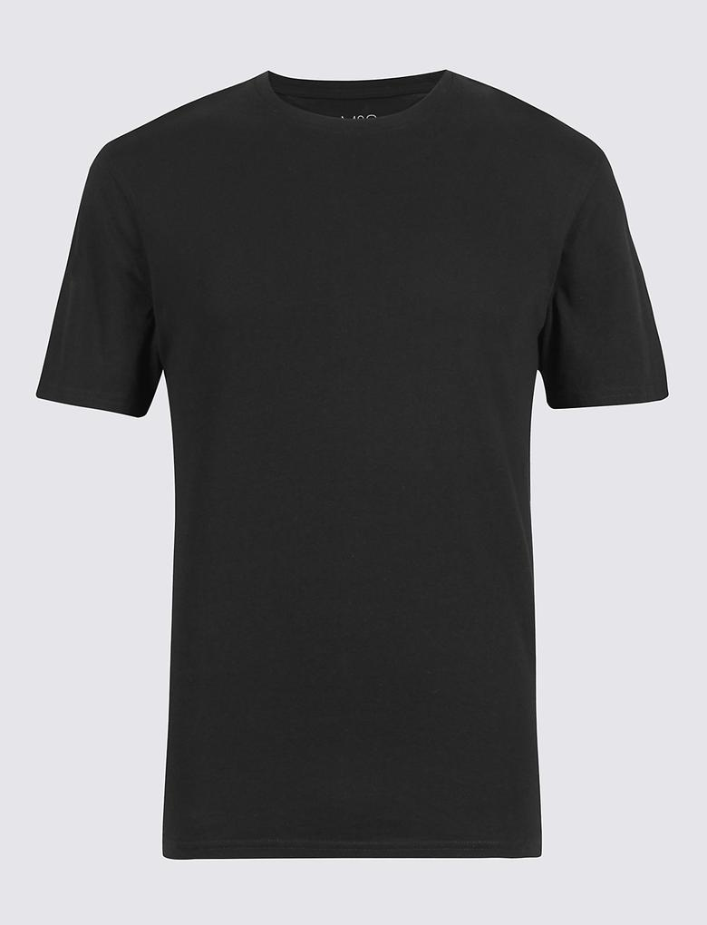 StayNEW™ Stay Soft Tailored Pure Cotton T-Shirt