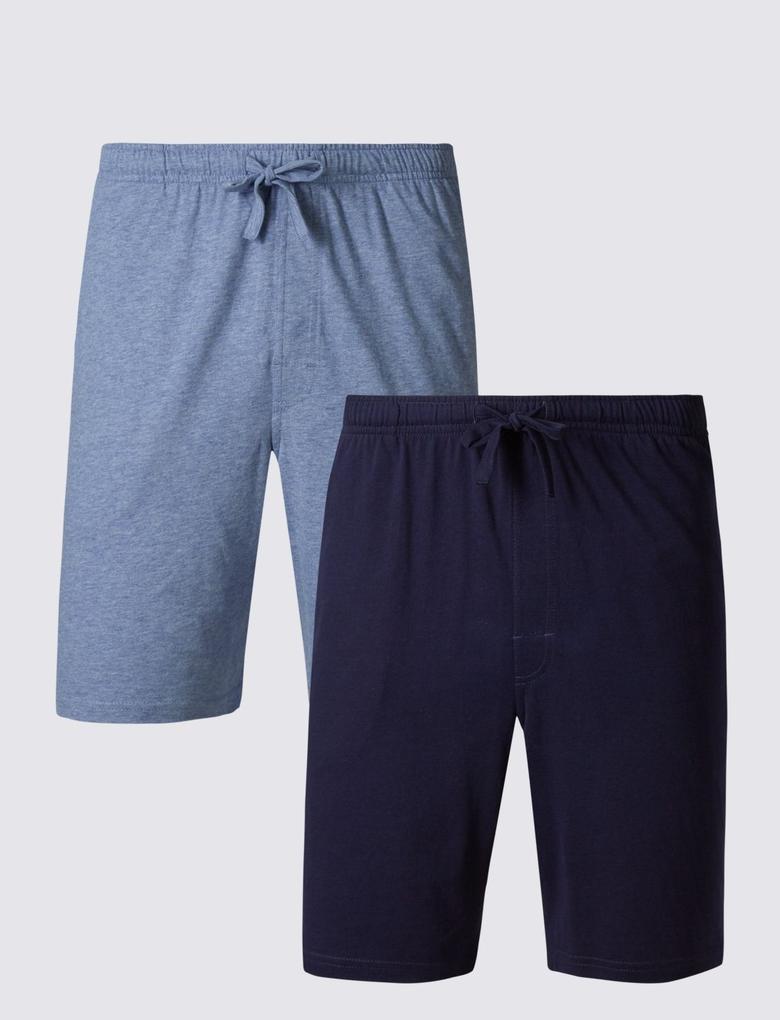 2'li Pure Cotton Yumuşak Pijama