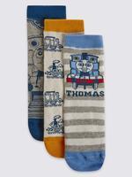 3'lü Thomas & Friends™ Çorap (3 - 6 Yaş)
