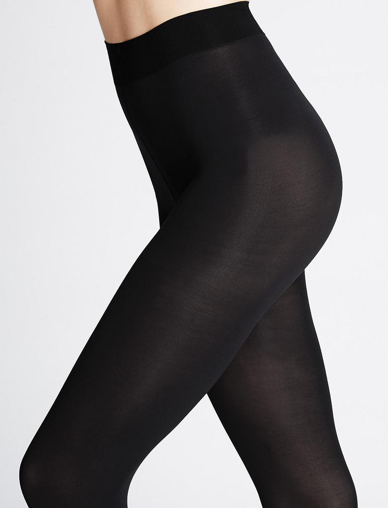 40 Denye Opak Külotlu Çorap