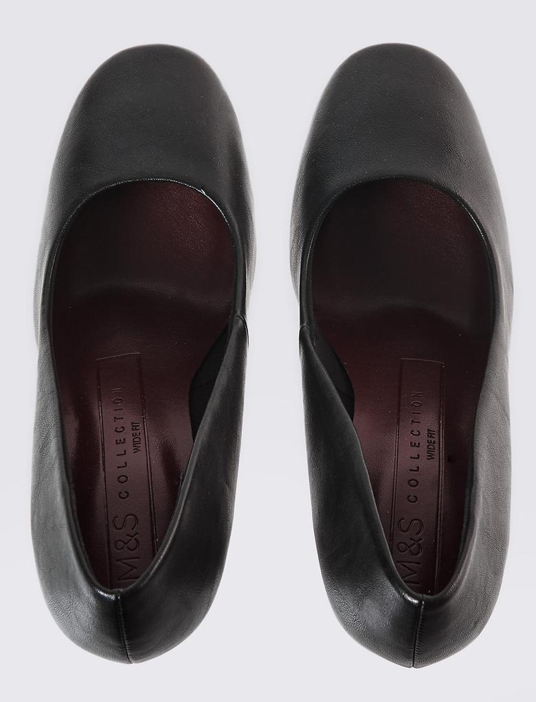 Kalın Topuklu Ayakkabı