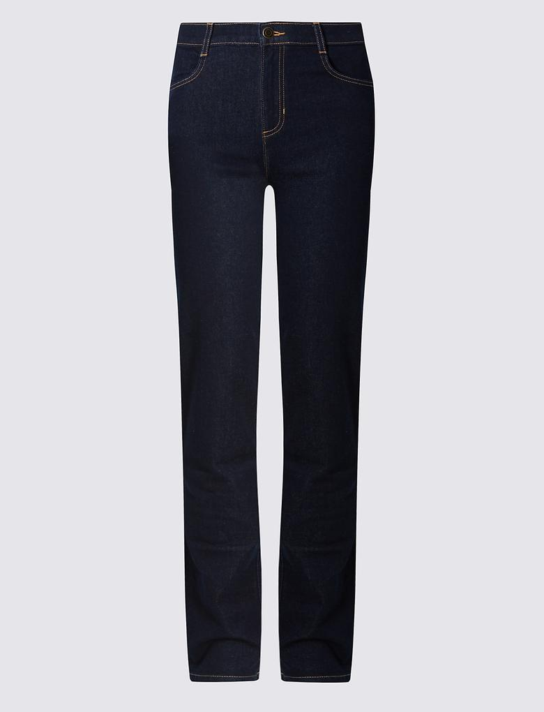 Orta Belli Straight Denim Pantolon