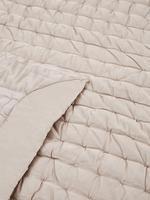 Cotton & Silk Blend Yatak Örtüsü