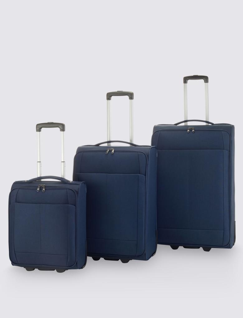 2 Tekerlekli Kabin Boy Bavul