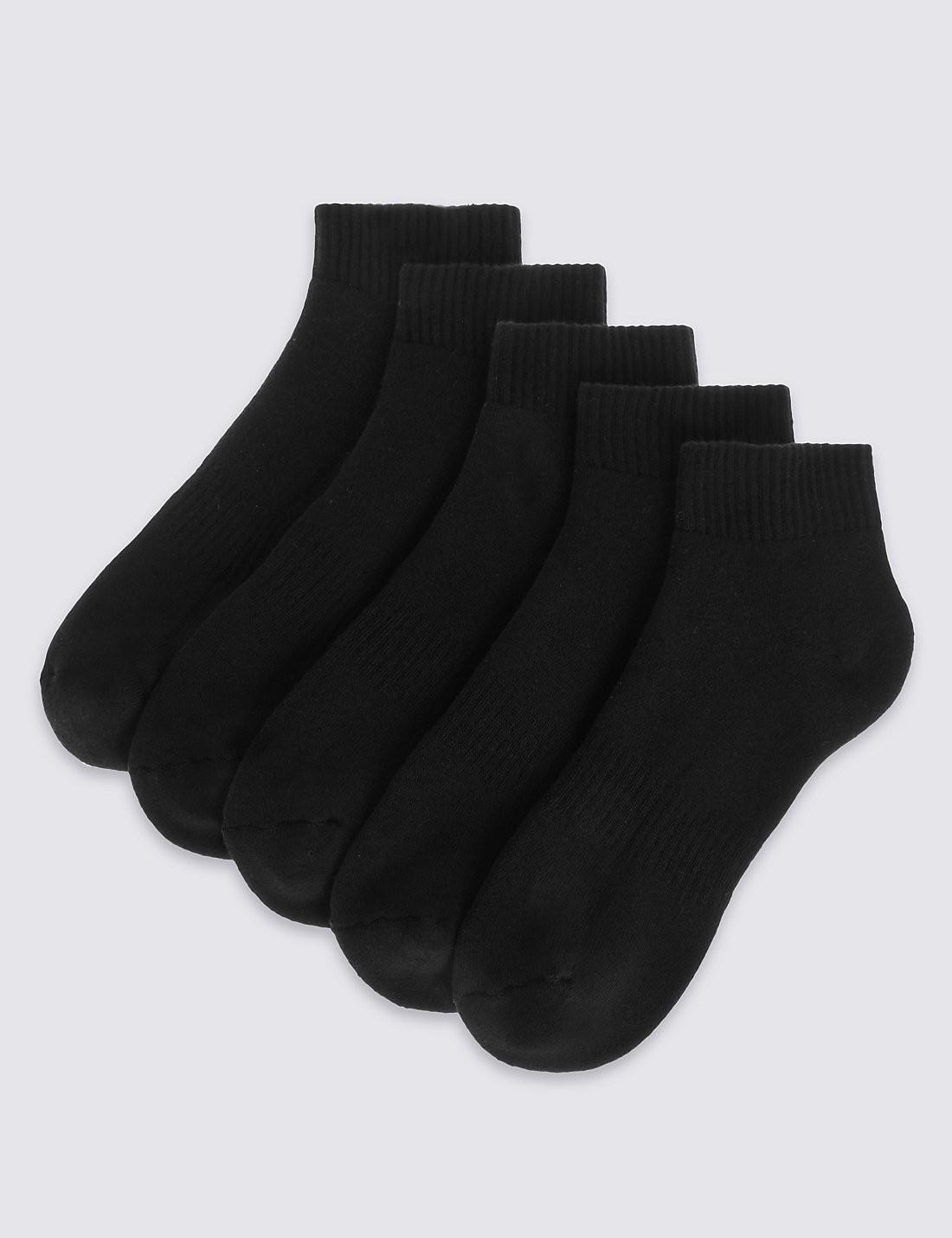 5'li Çorap (Cool & Freshfeet™ Teknolojisi ile)