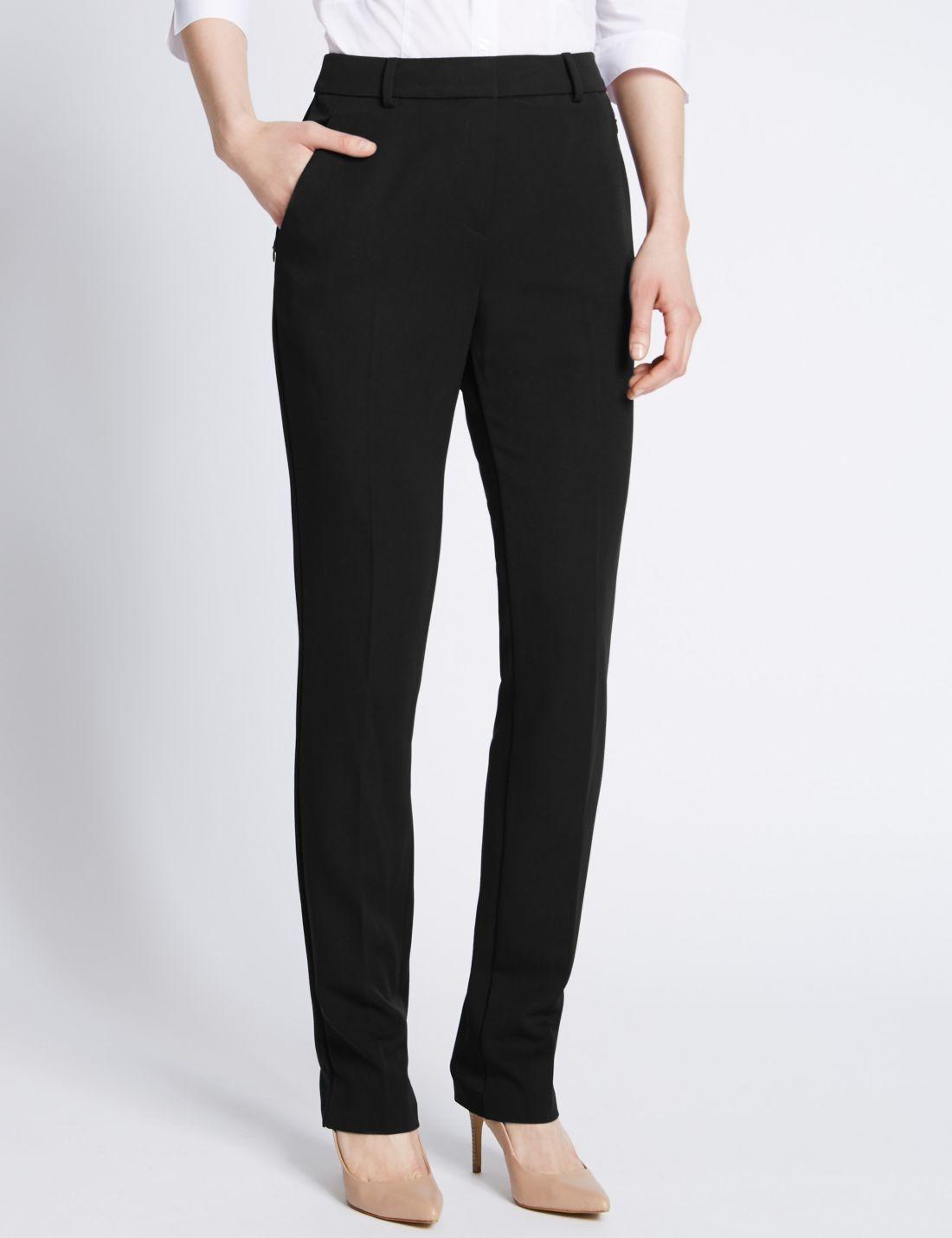 Modern Slim Pantolon