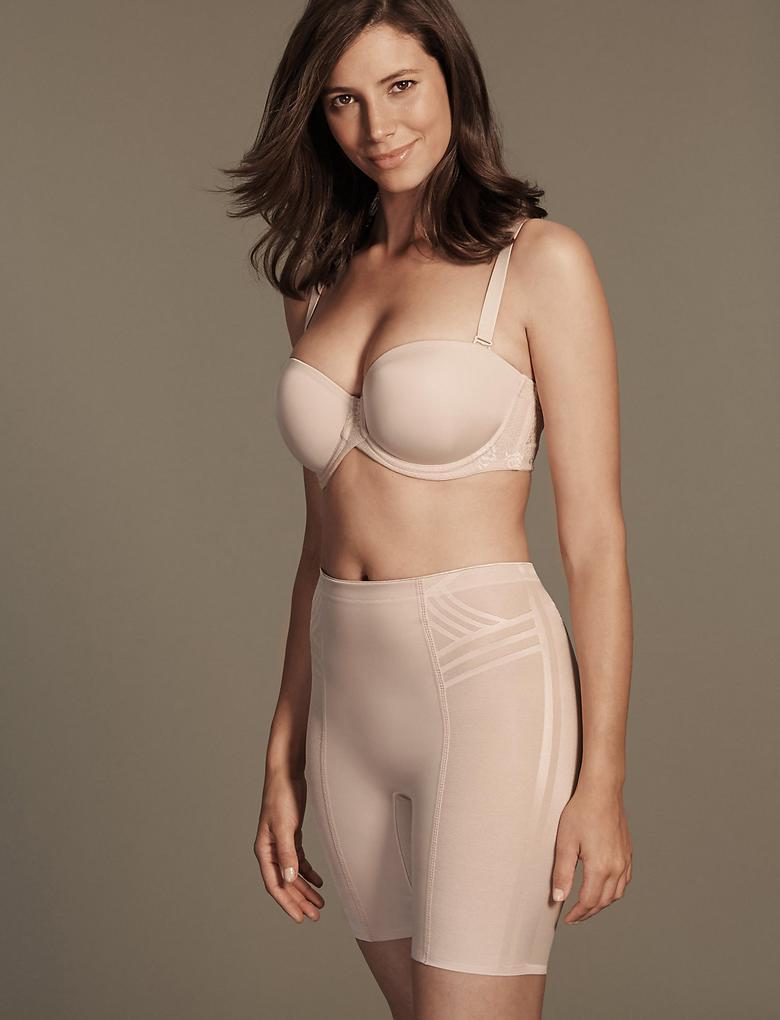 Kadın Bej Yüksek Sıkılıkta Magicwear™ Korse
