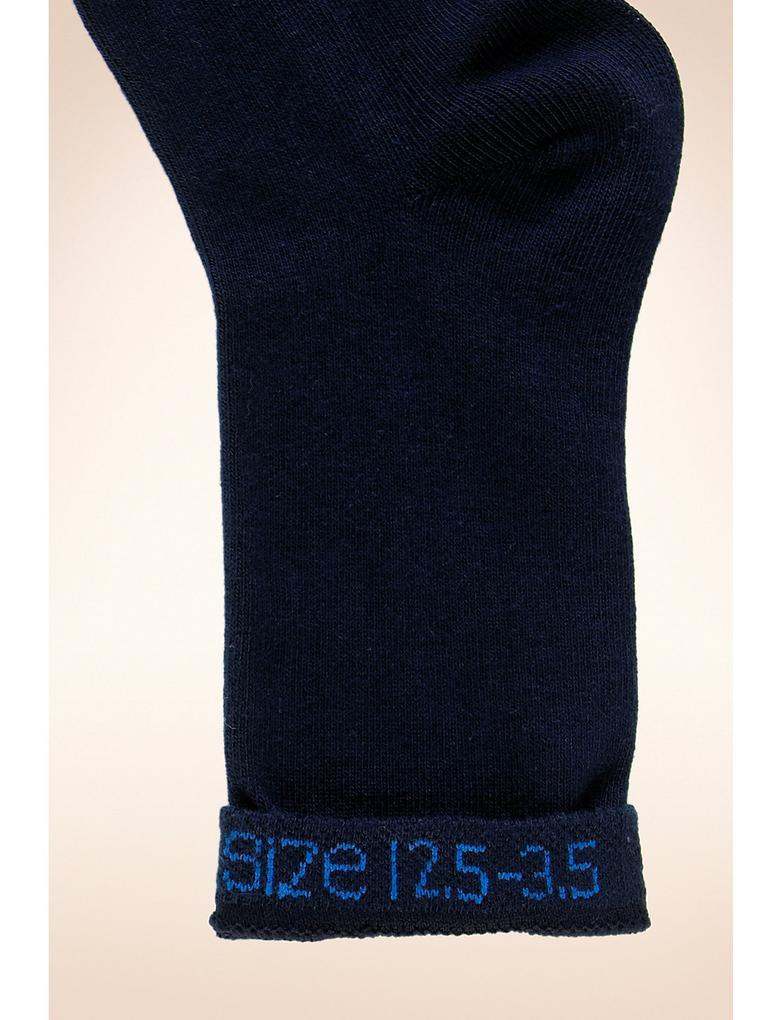 5'li Pamuklu Freshfeet™ Okul Çorabı (2 - 14 Yaş)