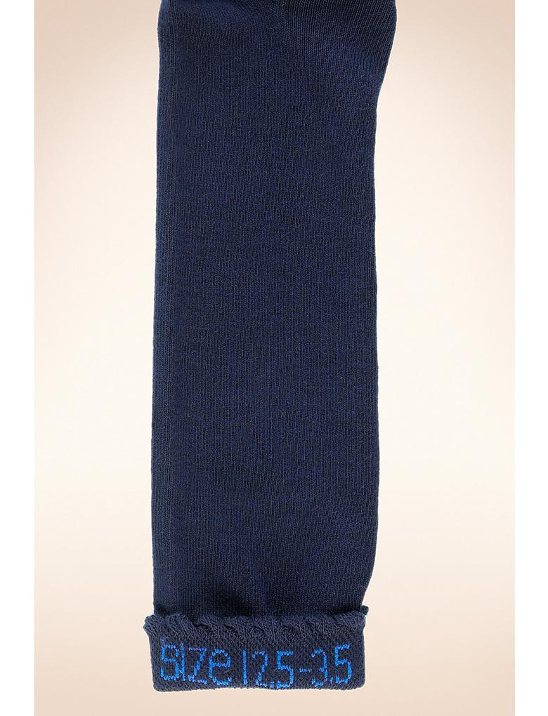5'li Pamuklu Freshfeet™ Diz Altı Çorap (2 - 11 Yaş)