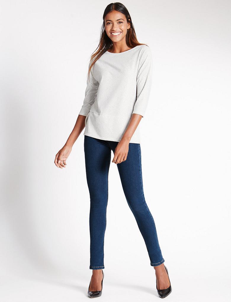 Orta Belli Slim Jean Pantolon