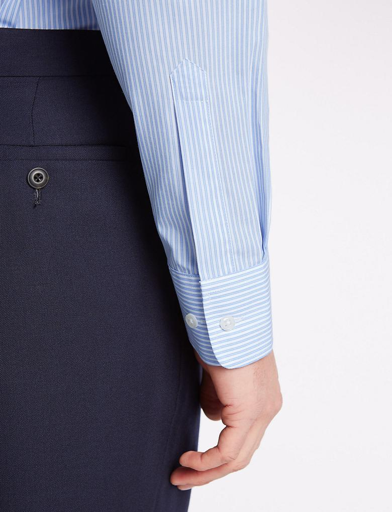 2'li Cepli Uzun Kollu Gömlek