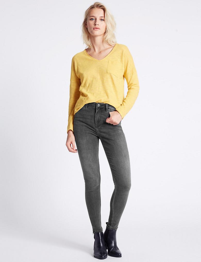 Skinny Leg Jean