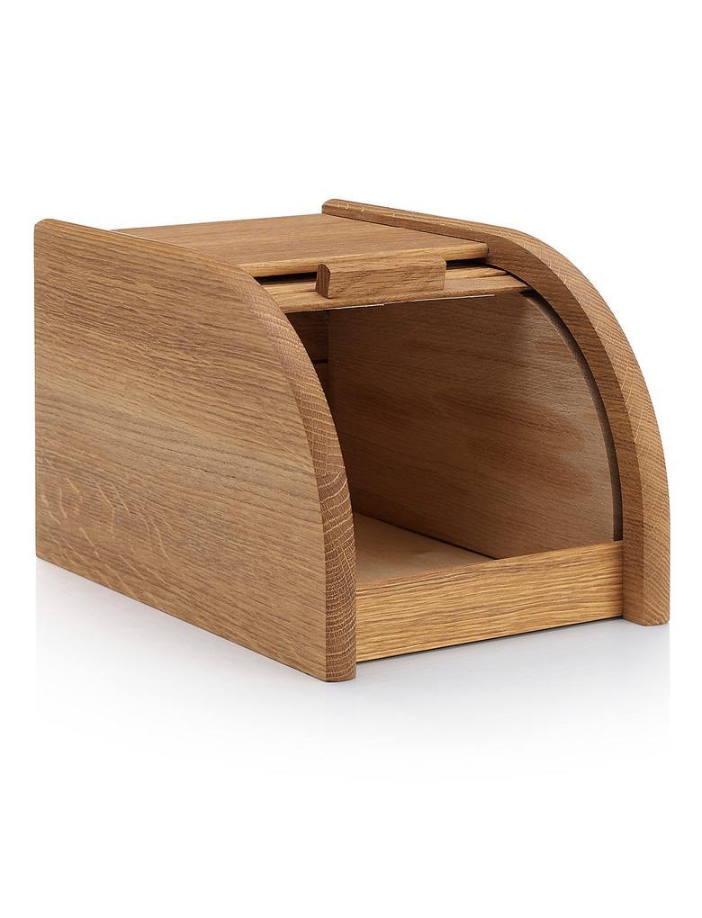 Meşe Odunu Küçük Ekmek Kabı