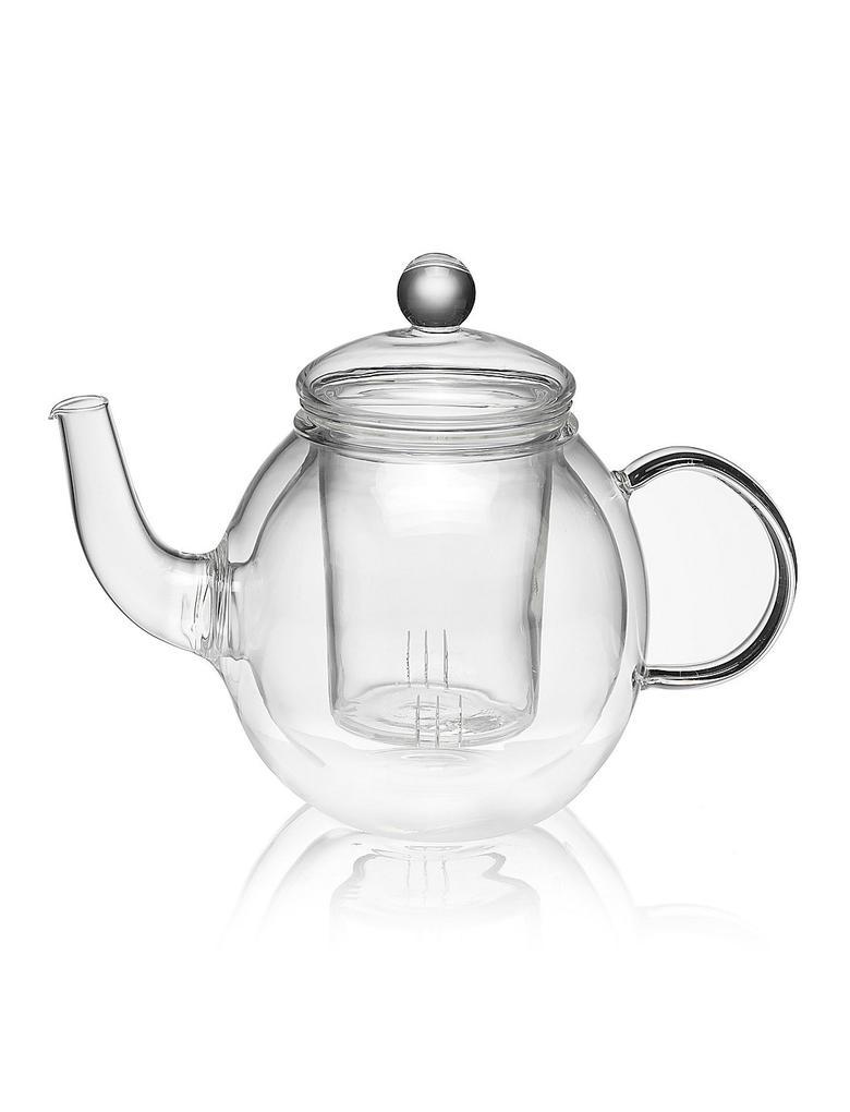 Çift Camlı Çaydanlık