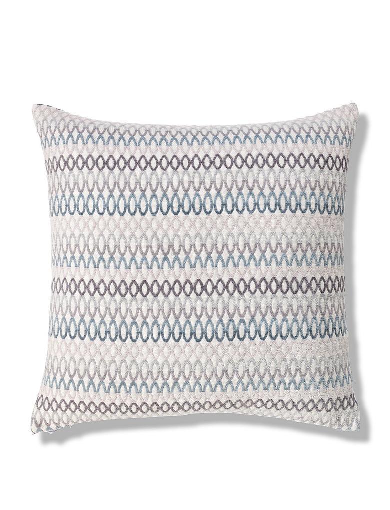 Mavi Desenli Şönil Yastık