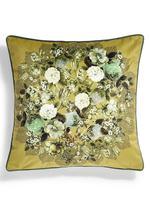 Çiçekli Dekoratif Yastık