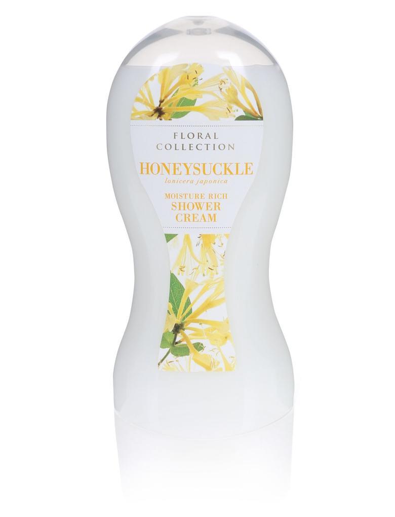 Kozmetik Renksiz Hanımeli Aromalı Duş Jeli 250ml