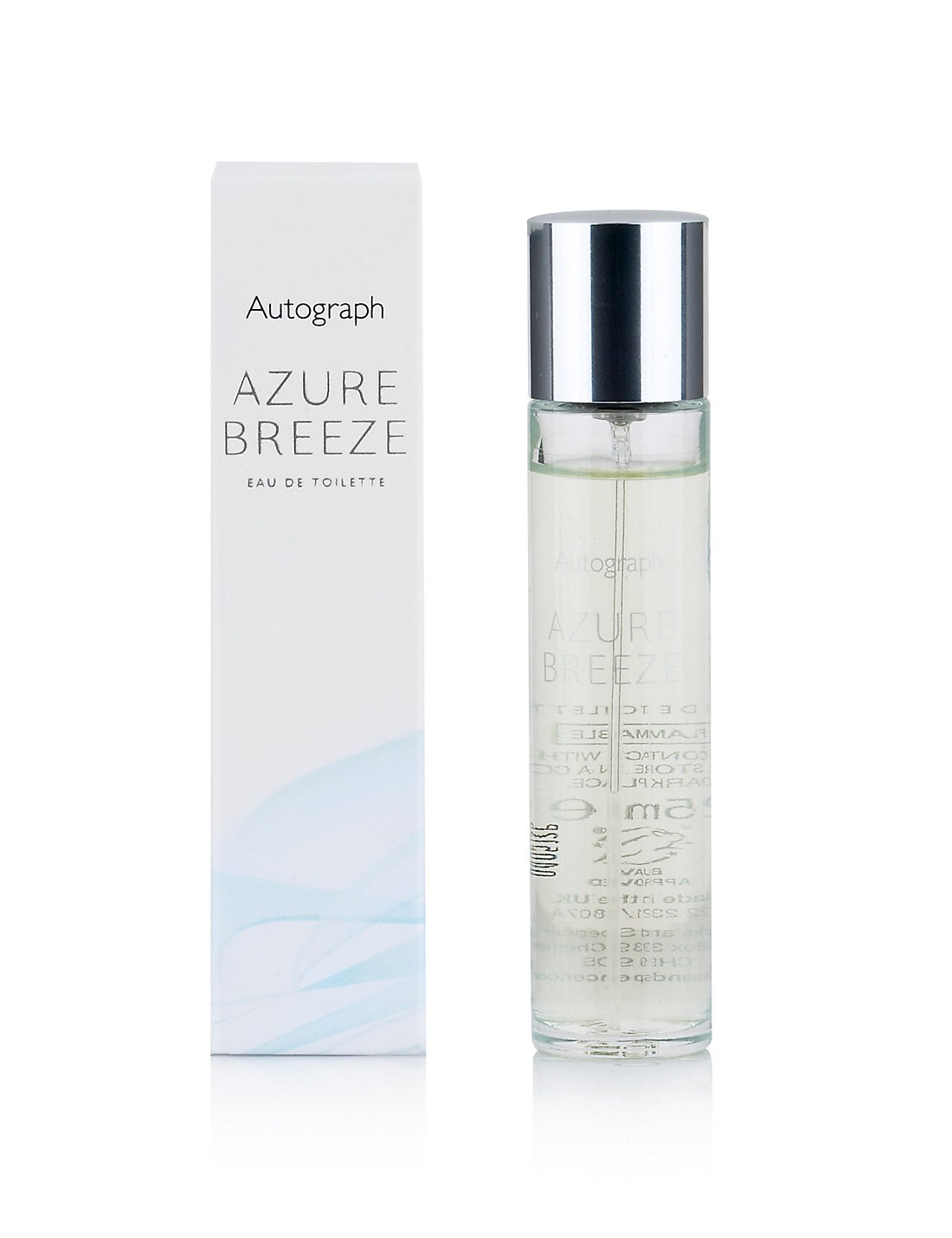 Azure Breeze Eau de Toilette Purse Spray 25ml