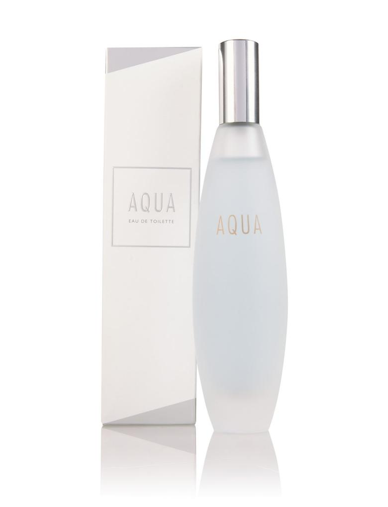 Aqua Eau de Toilette 100ml