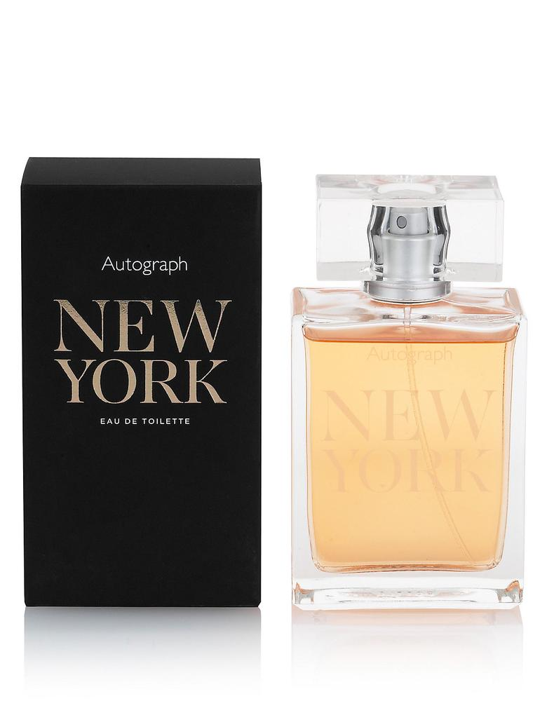 New York Eau de Toilette 100ml