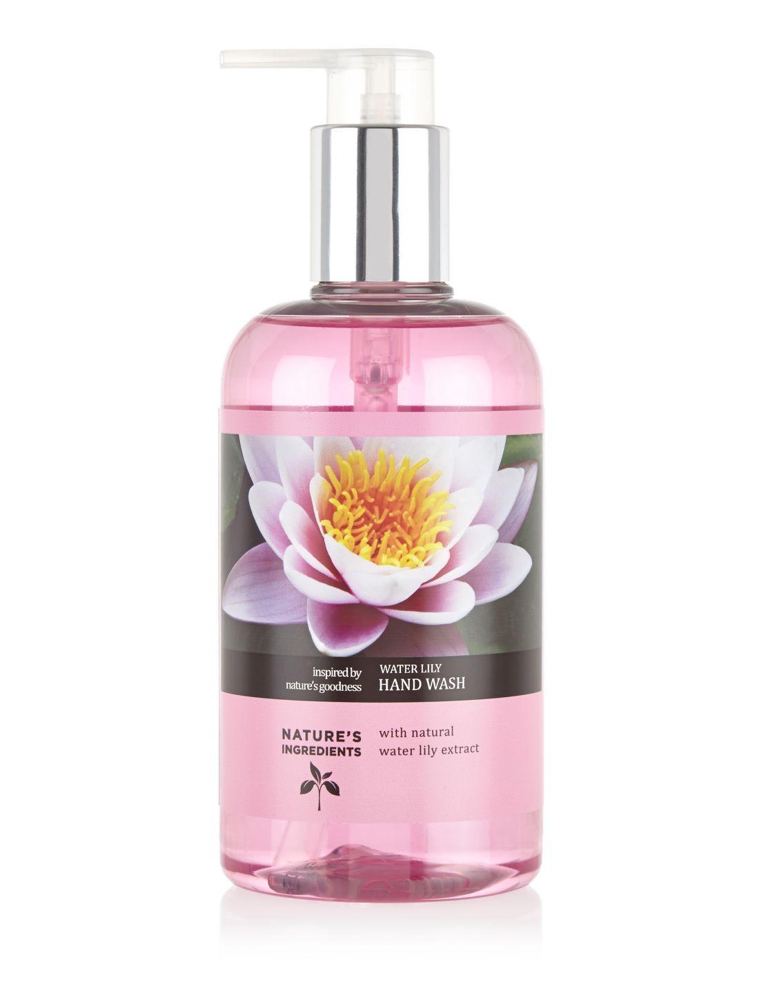 Nilüfer Çiçeği Aromalı El Sabunu 300ml
