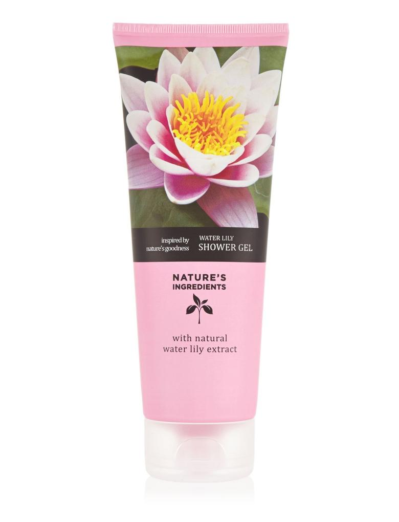 Nilüfer Çiçeği Aromalı Duş Jeli 250ml