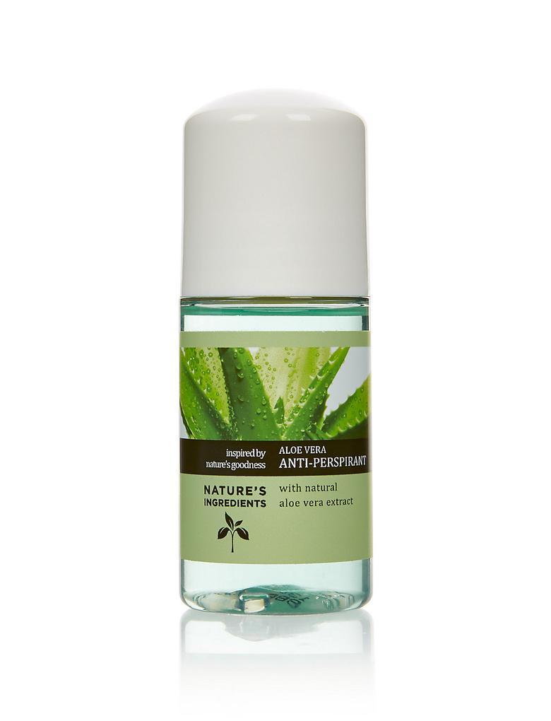 Kozmetik Renksiz Aloe Vera Kokulu Roll On Deodorant 50 ml
