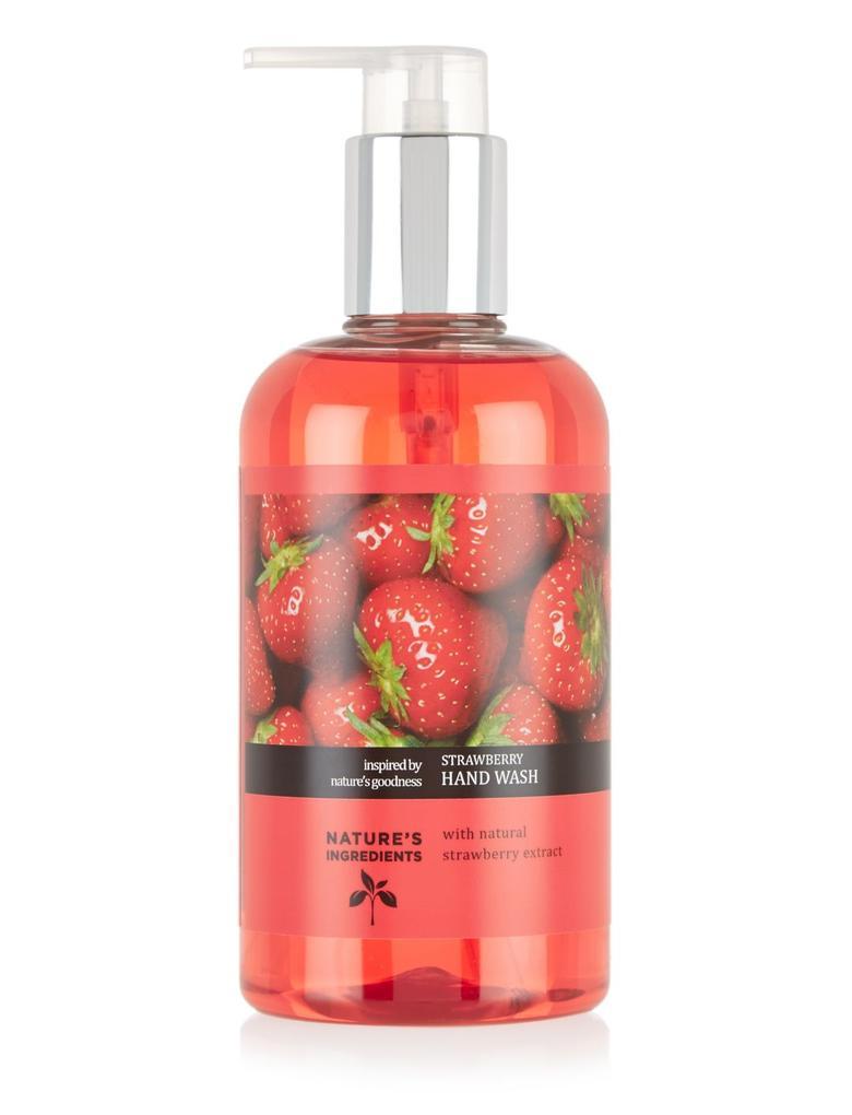 Renksiz Çilek Sıvı Sabun 300ml