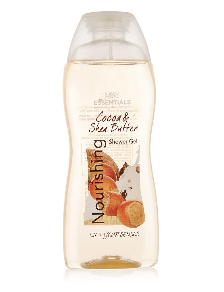 Kakao & Karite Yağı Duş Jeli 300ml