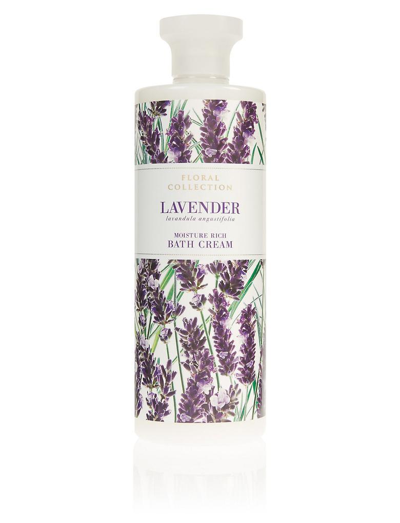Kozmetik Renksiz Lavanta Kokulu Banyo Köpüğü 500ml