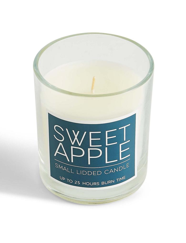 Sweet Apple Kapaklı Mum