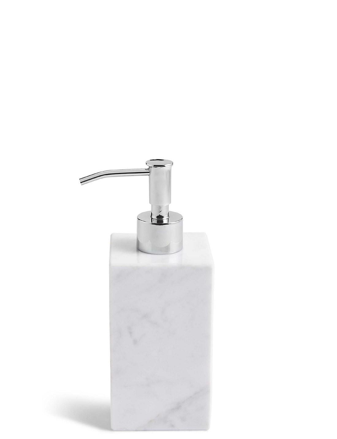 Mermer Sıvı Sabunluk