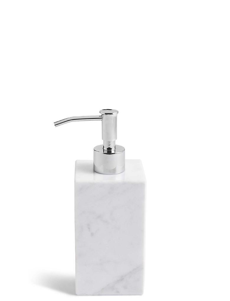 Gri Mermer Sıvı Sabunluk