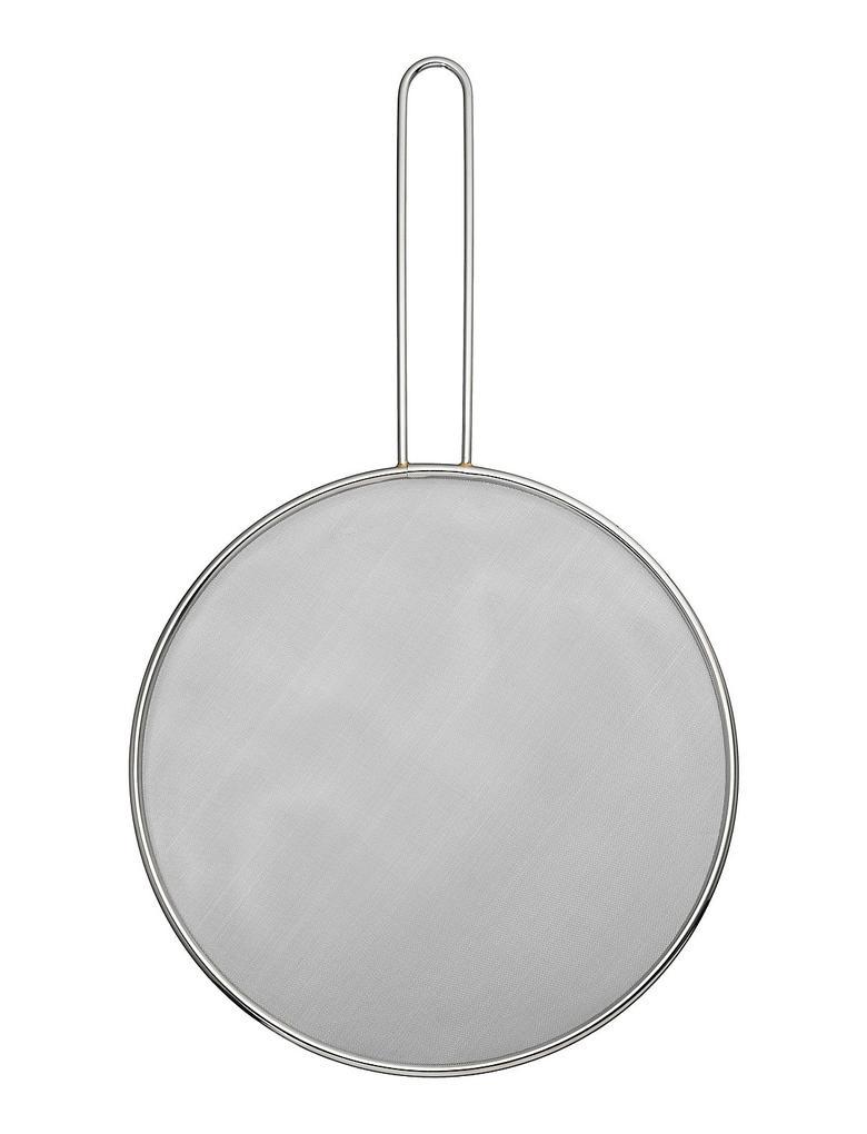 Ev Metalik 29cm Paslanmaz Çelik Sıçrama Kapağı