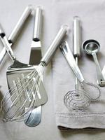 Metalik Paslanmaz Çelik Çırpıcı