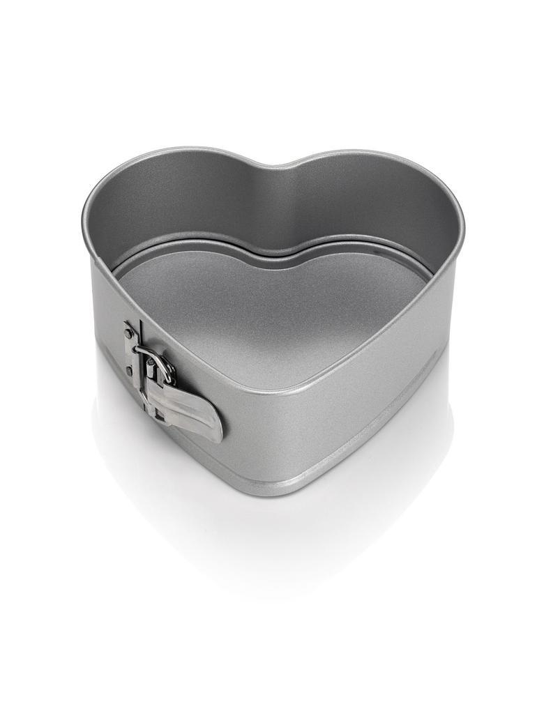 10.5cm Mini Kalp Şekilli Kek Kalıbı