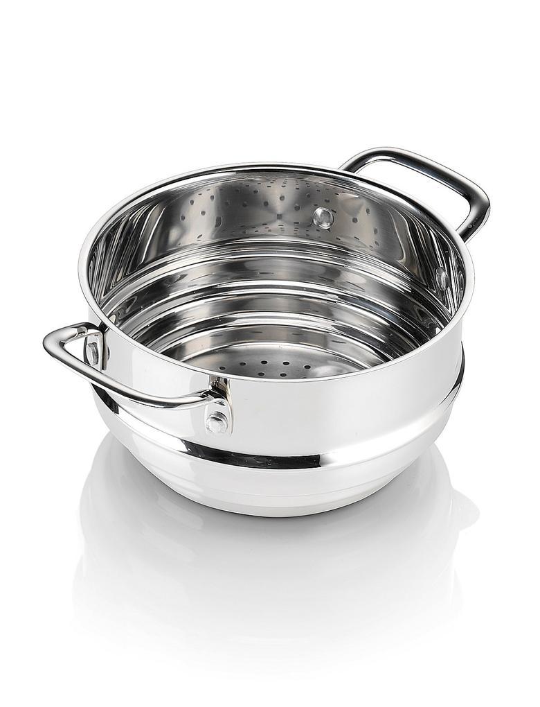 Ev Metalik Universal Buharlı Pişirici