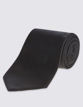 Kabarık Çapraz Dokuma Kravat