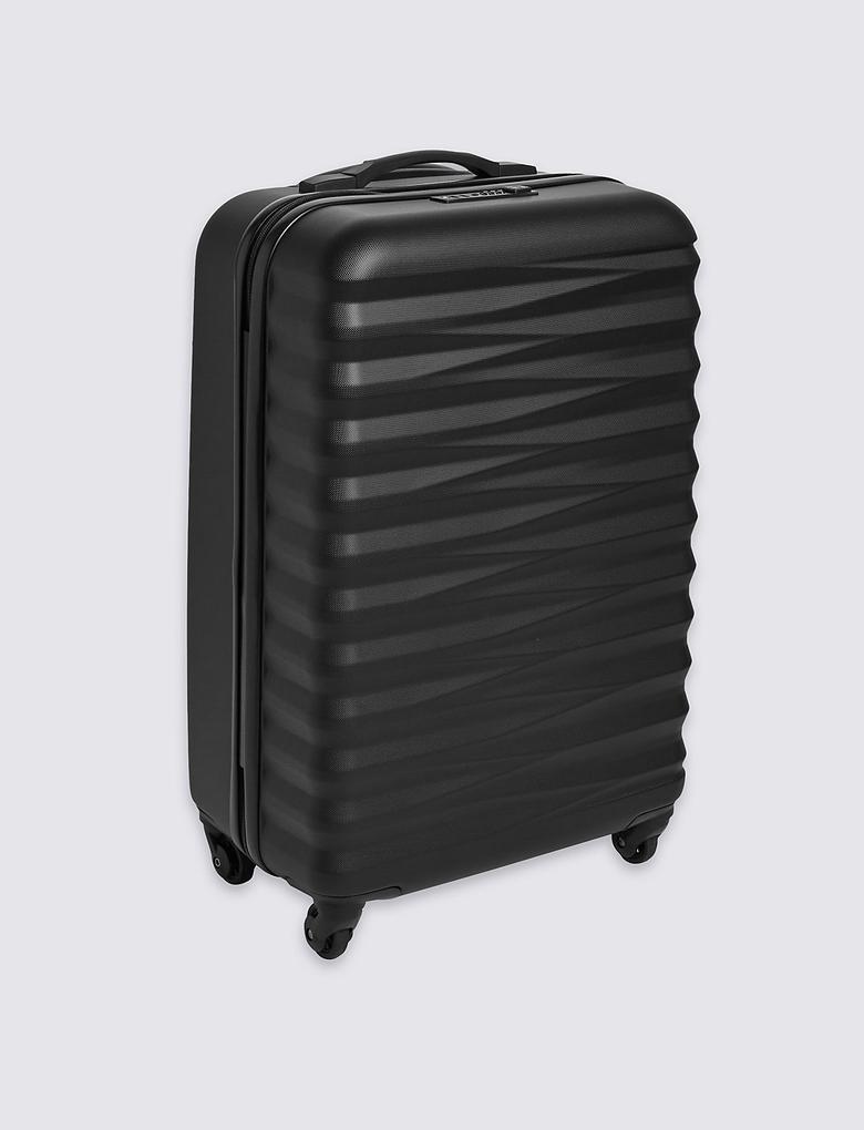 Sert Dış Yüzeyli Bavul