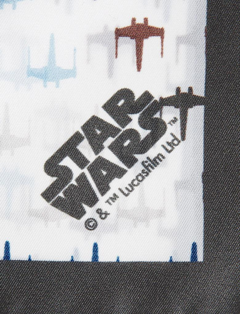 Star Wars™ Saf İpek Cep Mendili