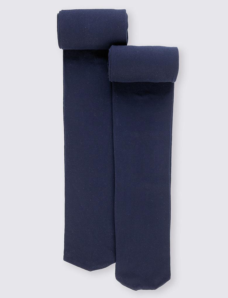 2'li Külotlu Çorap (4 - 14 Yaş)