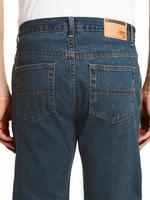 Multi Renk Regular Fit Saf Pamuklu Jean Pantolon