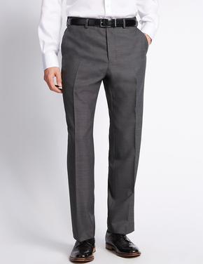 Gri Tailored Pantolon