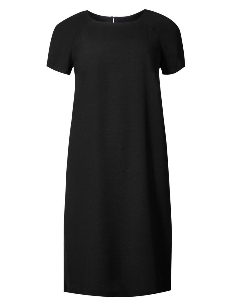 Kısa Kollu Tunik Elbise